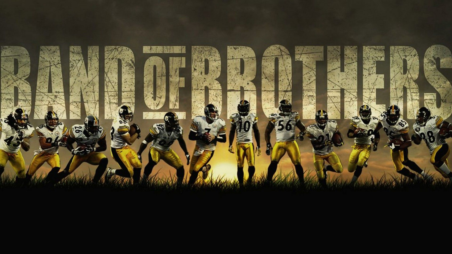 Pittsburgh Steelers Football For PC Wallpaper Pittsburgh