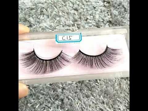 345d135c32c 1/2/4 Pairs Natural False Eyelashes Fake Lashes Long Makeup, WhatsApp: