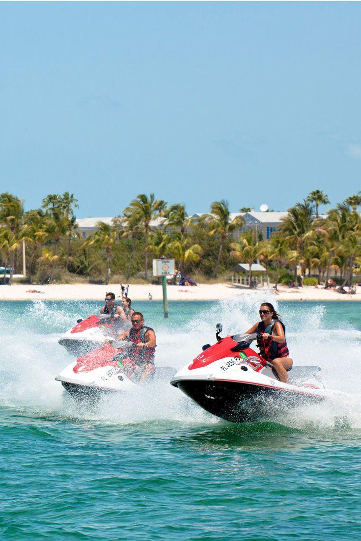 Key west jet ski tours with images ski touring jet