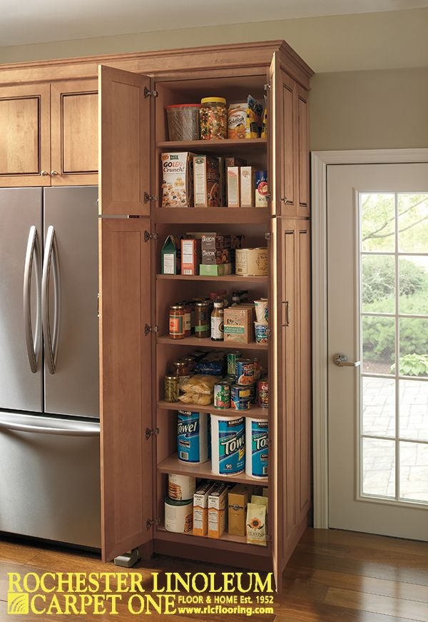 Custom XL kitchen pantry to