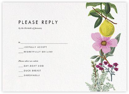 Herb Garden (Invitation) - Paperless Post