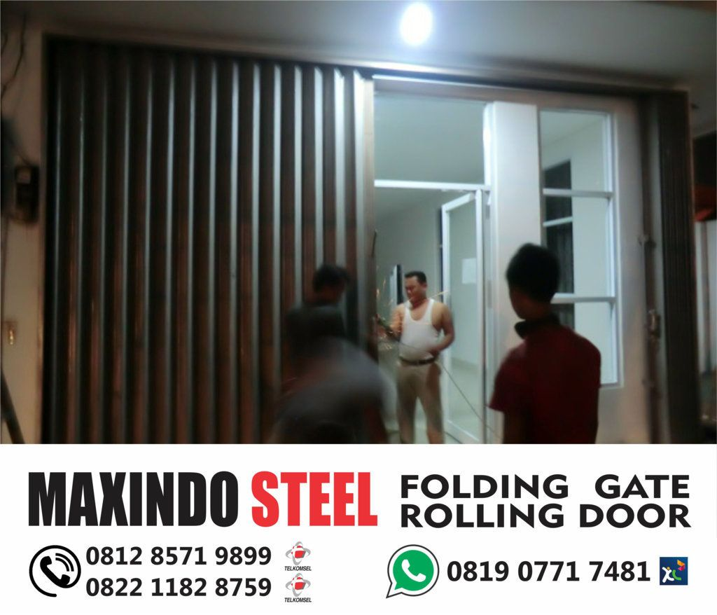 folding gate jakarta selatan   #FOLDING- GATE- JAKARTA- 2017 ...