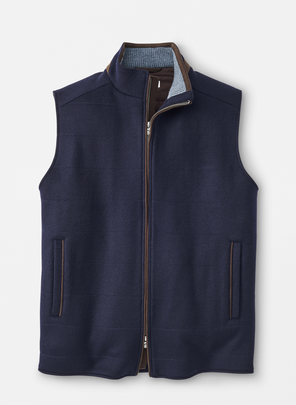 Crown FlexFleece Vest Peter Millar Fleece vest, Vest