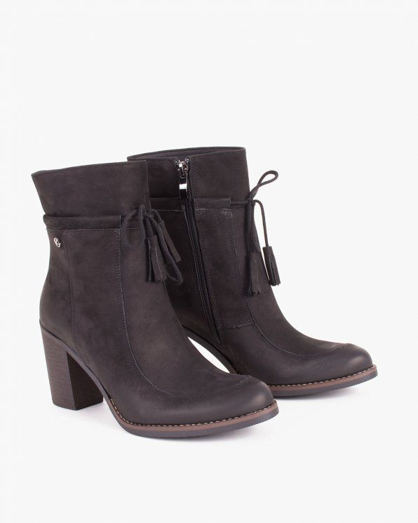 Pin By Kulig On Jesien 2018 Boots Ankle Boot Wedge Boot