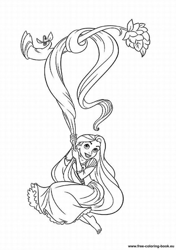 Coloring Pages Tangled 0019 Jpg 565 800 Pixels Tangled Coloring Pages Rapunzel Coloring Pages Disney Princess Coloring Pages