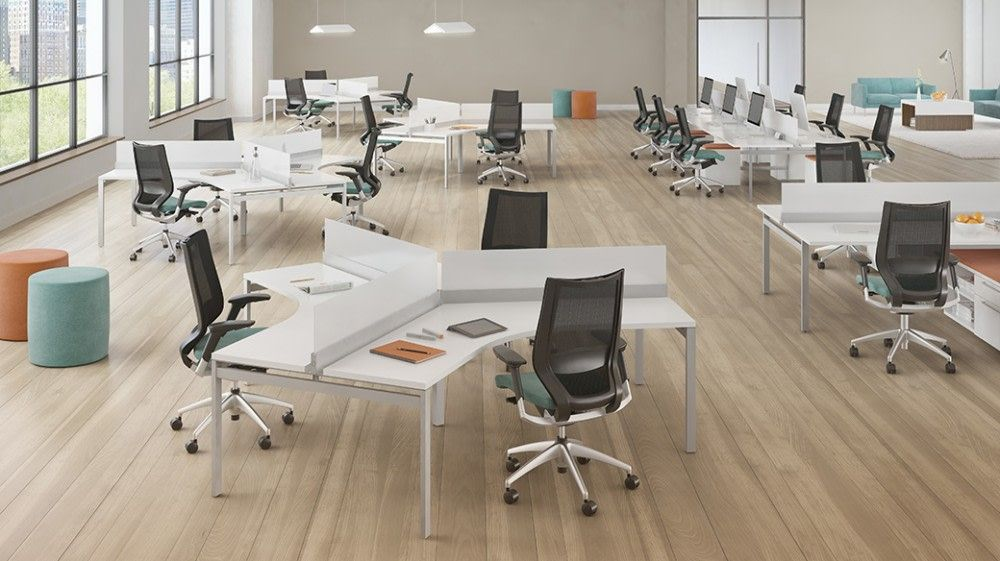 Grow Your Company Culture With A Clean Modern Design That Is Approachable And F Modular Office Furniture Office Furniture Manufacturers Office Furniture Modern