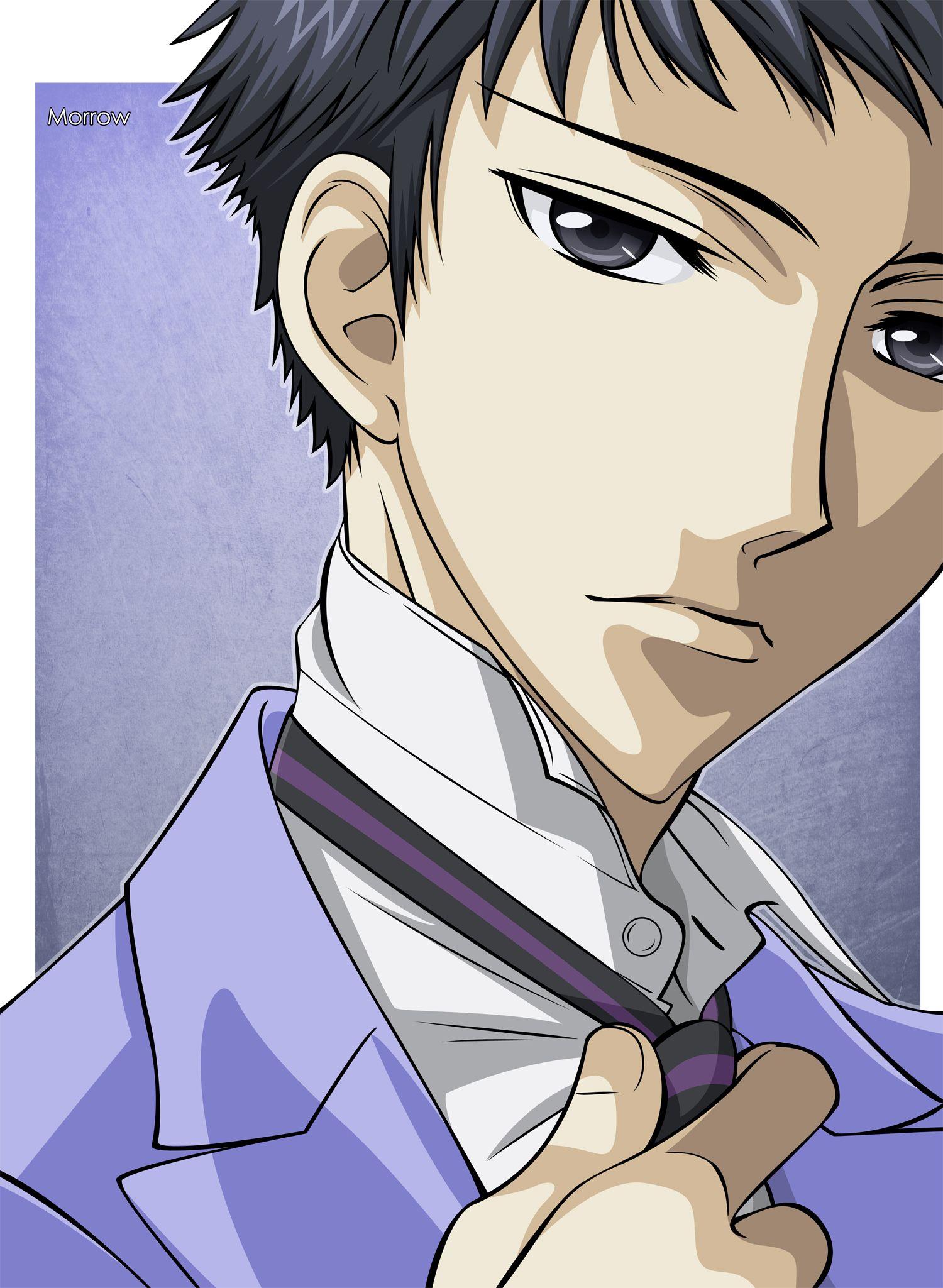 Ouran High School Host Club Morinozuka Takashi I ship