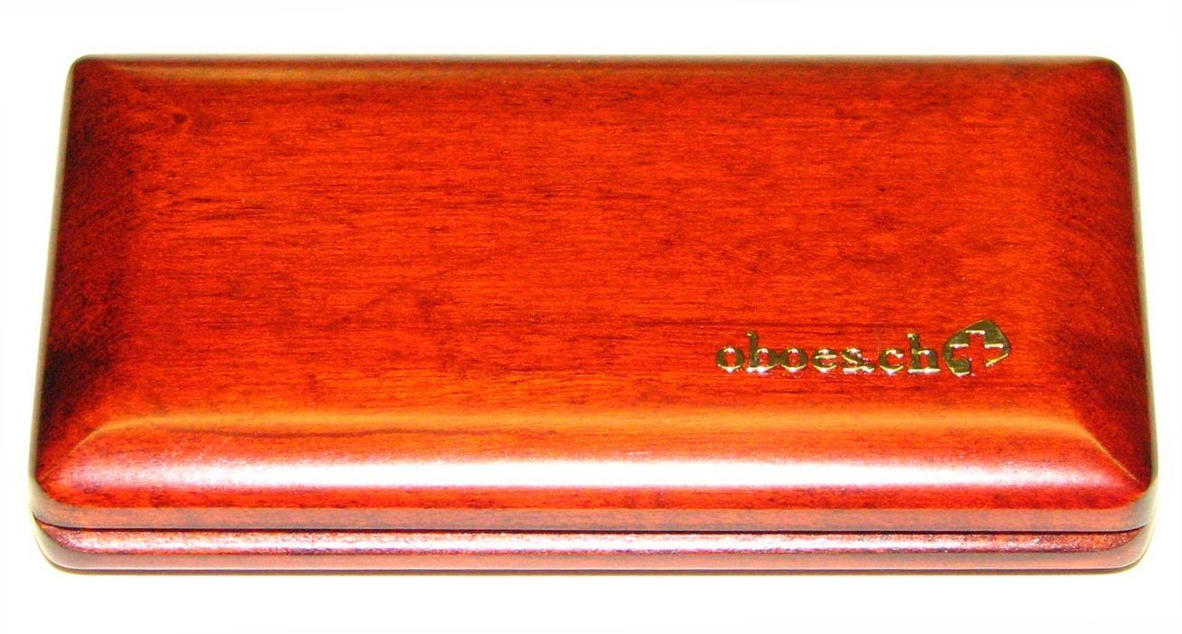 3 Reed Slimline Wood Oboe Reed Case By Oboes Ch Oboe Reed Oboe