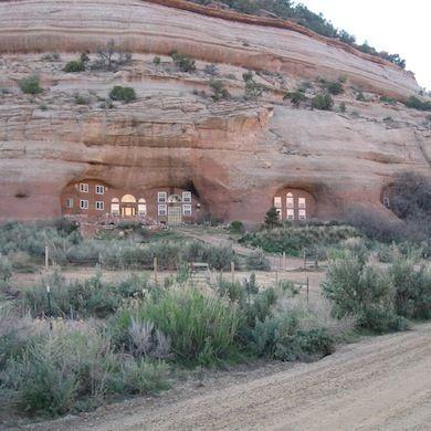 Cave Palace Ranch, Utah