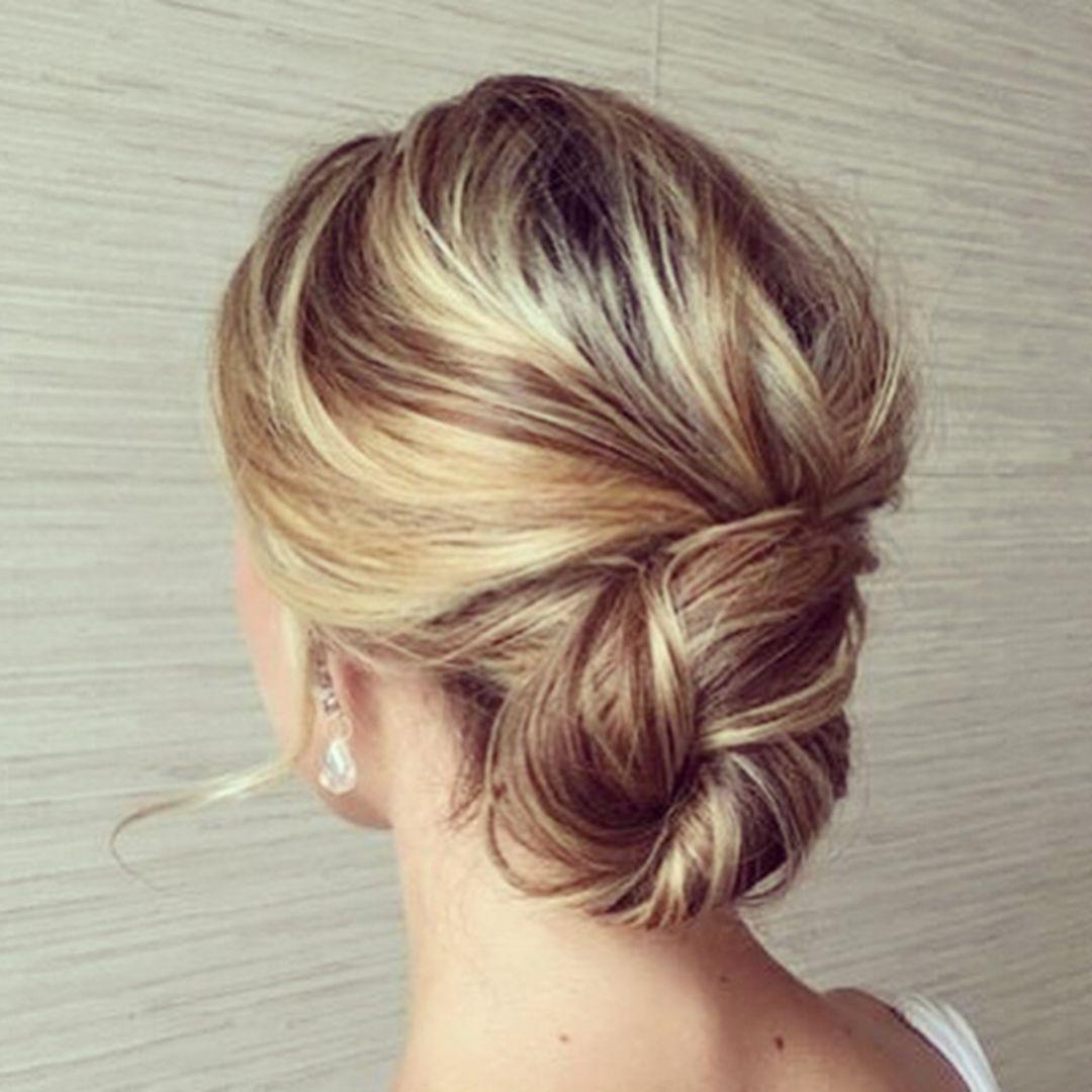 wonderful bridesmaid updo hairstyles hair pinterest hair