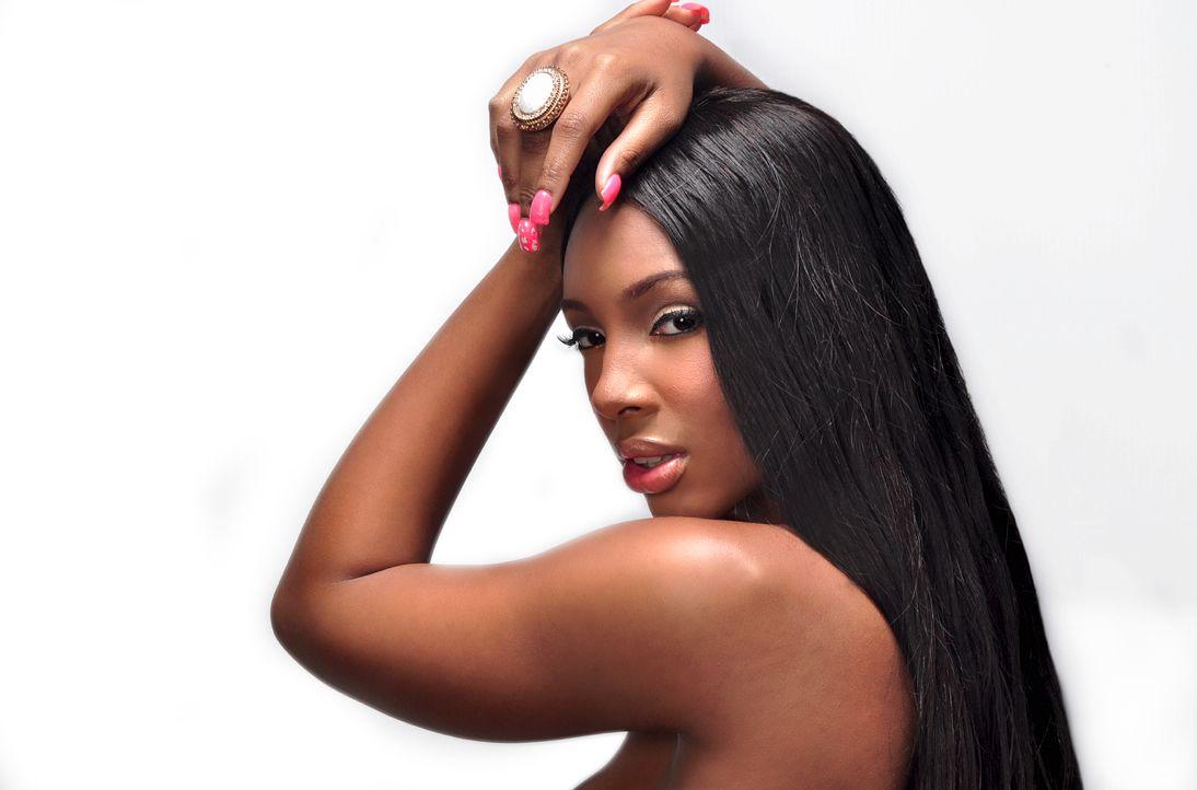 Virgin Brazilian Hair Weave Styles: #dainty #tresses #model #straight #virgin #hair #fashion