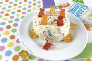 Vanilla Protein Mug Cake #proteinmugcakes