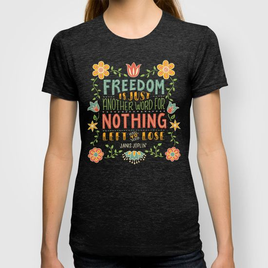 Freedom and Nothing to Lose