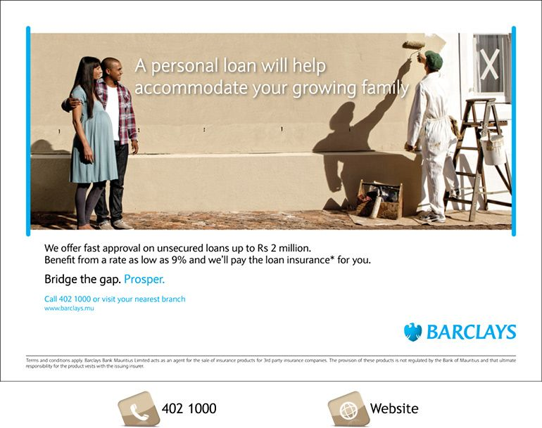 Barclays Unsecured Loan Info 402 1000