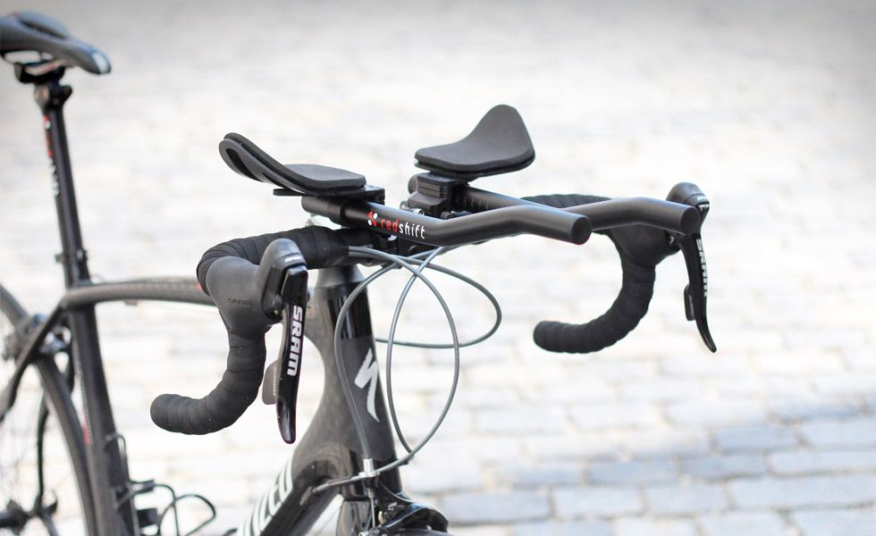 Switch Aerobars And Seatpost Triathlon Bike Bike Bicycle