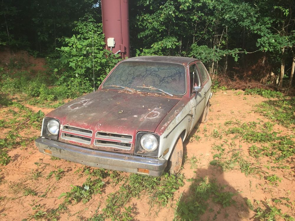 Chevrolet Chevette Classic Car For Parts Or Restoration Georgia ...