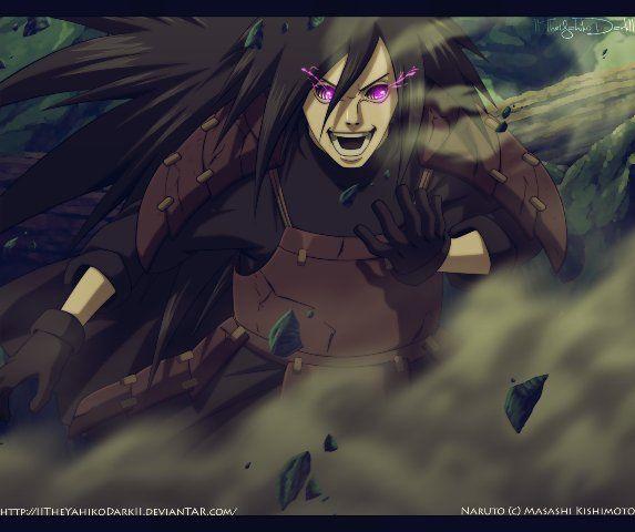 Pin On Best Villians In Naruto