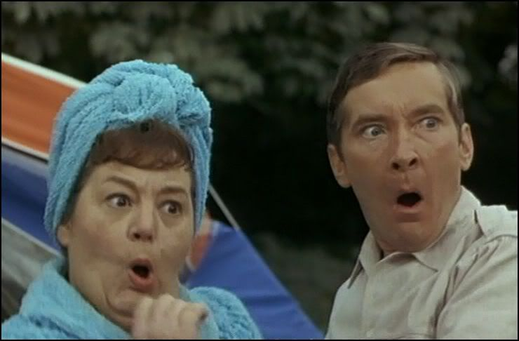 Image result for kenneth williams carry on camping