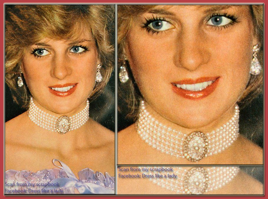 Hrh diana princess of wales 39 jewelry diana jewelry of for Princess diana jewelry box