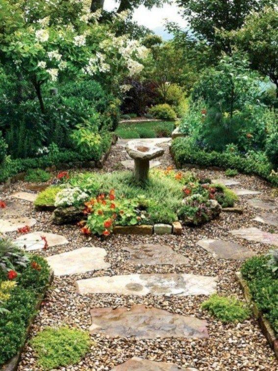 45 Beautiful DIY Garden Decoration Idea You Must Try