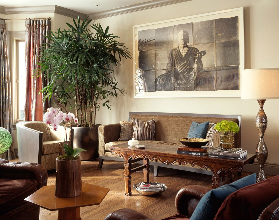 The trim colour makes this room Living Room Setting Pinterest