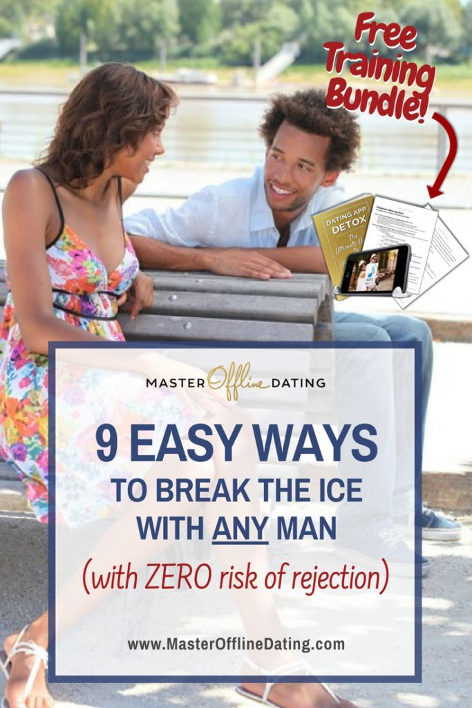Want to know how to talk to men and get them to ask you