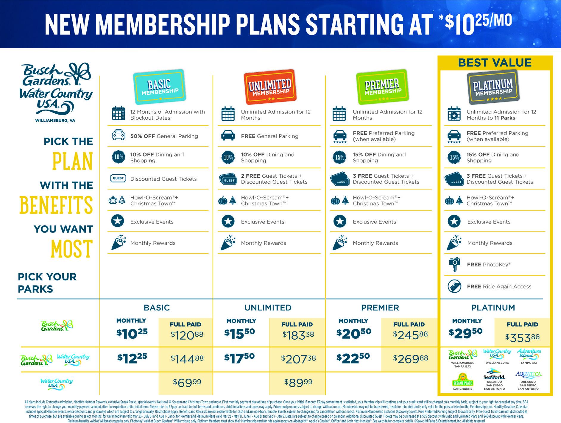 f17a2c0f53283350a639f7896f8846ac - Busch Gardens Williamsburg Season Pass Discount