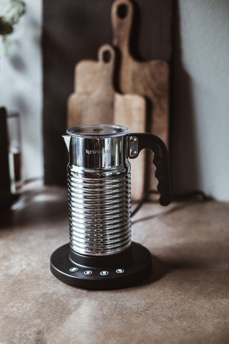 Nespresso aeroccino recipes coffee routine coffee