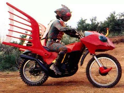ジャングラー仮面ライダーアマゾン Kamen Rider Series