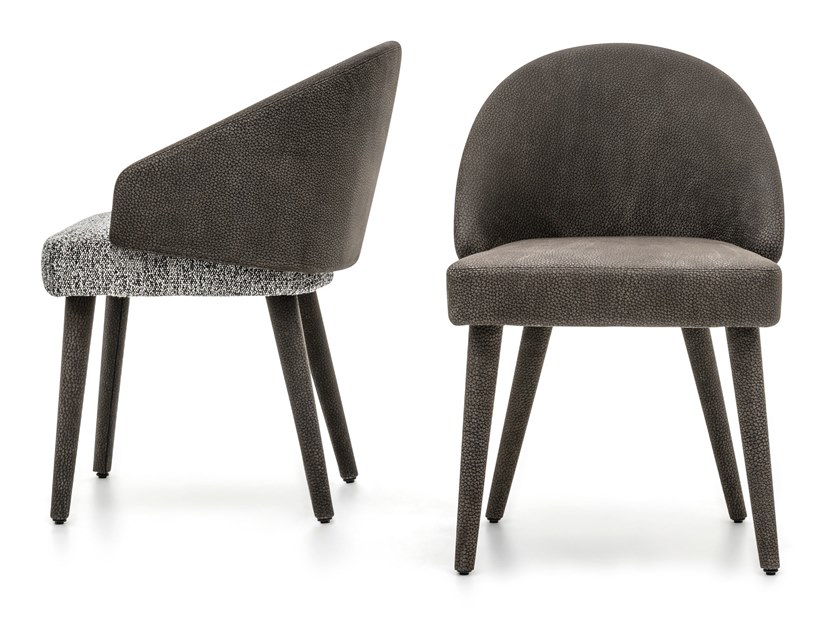 Lawson Chair With Armrests By Minotti Chair Minotti Chair Design