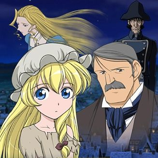Les Miserables Shōjo Cosette Tv Les Miserables Anime Anime Les Miserables