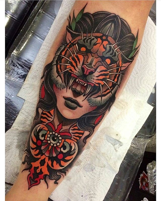 Artist Johnny Domus Mesquita Want Your Tattoos Posted Click The Link In Ink Empire S Bio Featured Ink Ink Tattoos Leg Tattoos Neo Traditional Ta