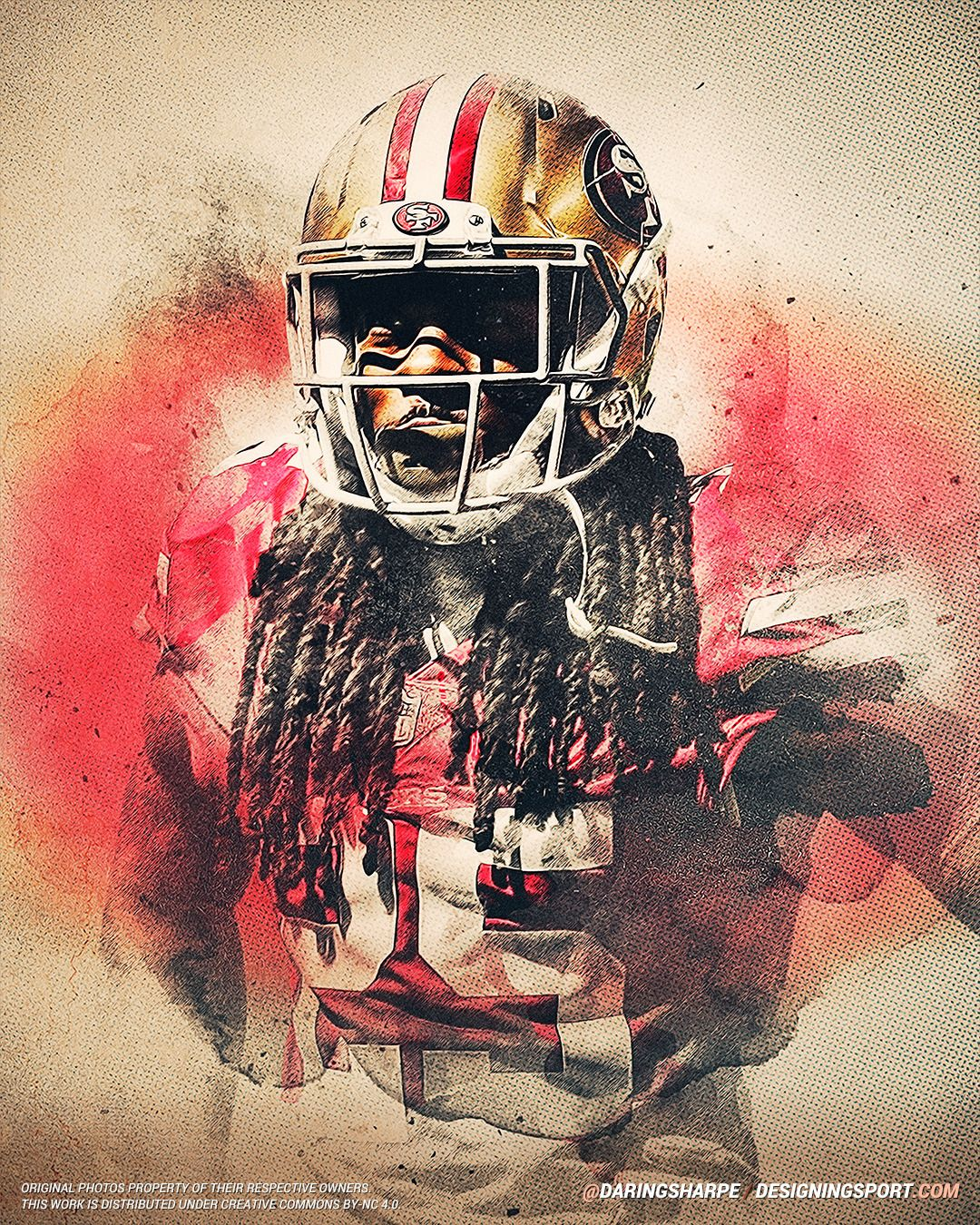 Richard Sherman San Francisco 49ers 49ers San Francisco 49ers Football San Francisco 49ers