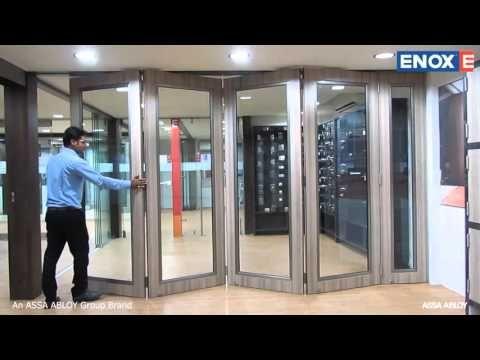 ENOX Wooden Center Sliding Folding System EWSLDF 601 - YouTube ...
