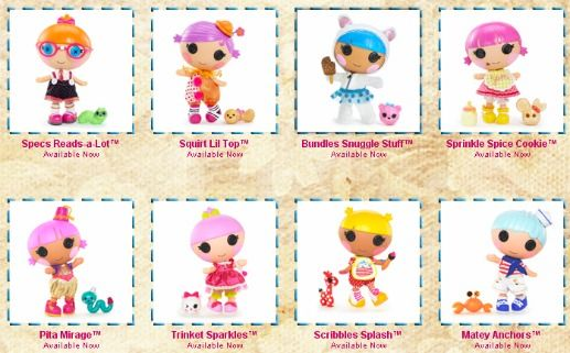 1000+ images about lalaloopsy on Pinterest | Dolls, Doll clothes and Big top
