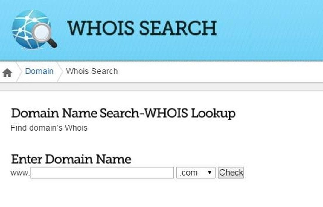 Whois Search | CreateRegister | Buy domain, Web design, How to find out