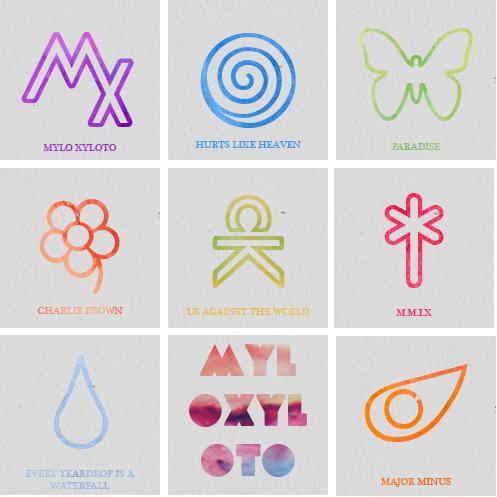 Mylo Xyloto S Songs Coldplay Tattoo Coldplay Magic Magic Tattoo