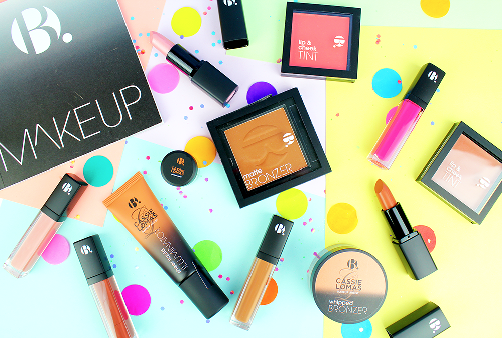 The Exciting B. Makeup Range From Superdrug Vegan makeup