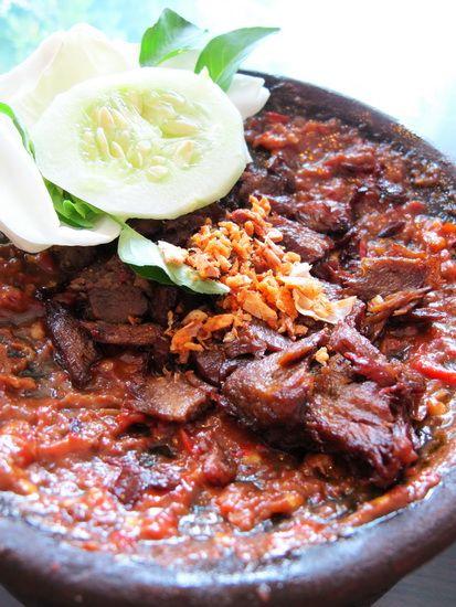 Resep Empal Penyet Dan Cara Membuat Bacaresepdulu Com Resep Resep Masakan Indonesia Resep Masakan Malaysia Resep Masakan Asia