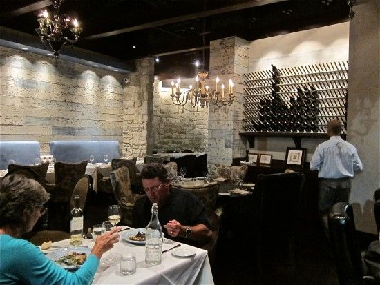 The Dining Room At Etoile New French Restaurant In Uptown Park Photo By