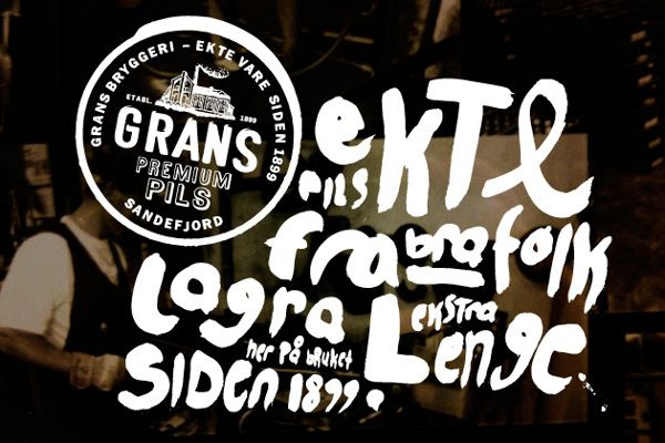 Grans Brewery – concept/identity/packaging on Packaging Design Served
