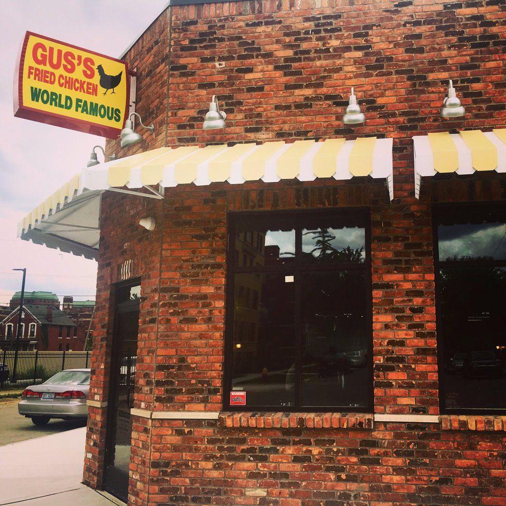 Guss world famous fried chicken detroit restaurant