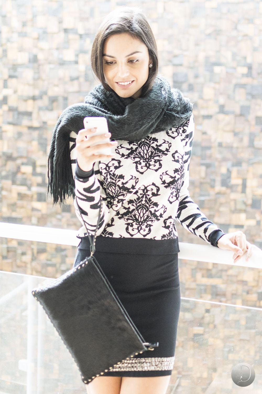 #debrummodas #inverno #saia #pedras #bordado #style #estilo #moda #fashion #modafeminina