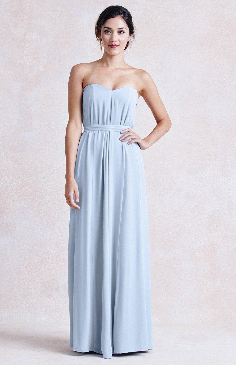 Natalie Dress Strapless dress formal