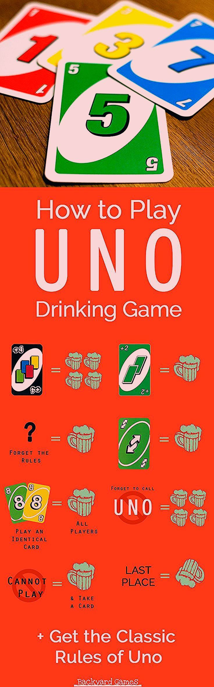 Photo of Drunk Uno: How To Play Uno Drinking Card Games [+Rules]