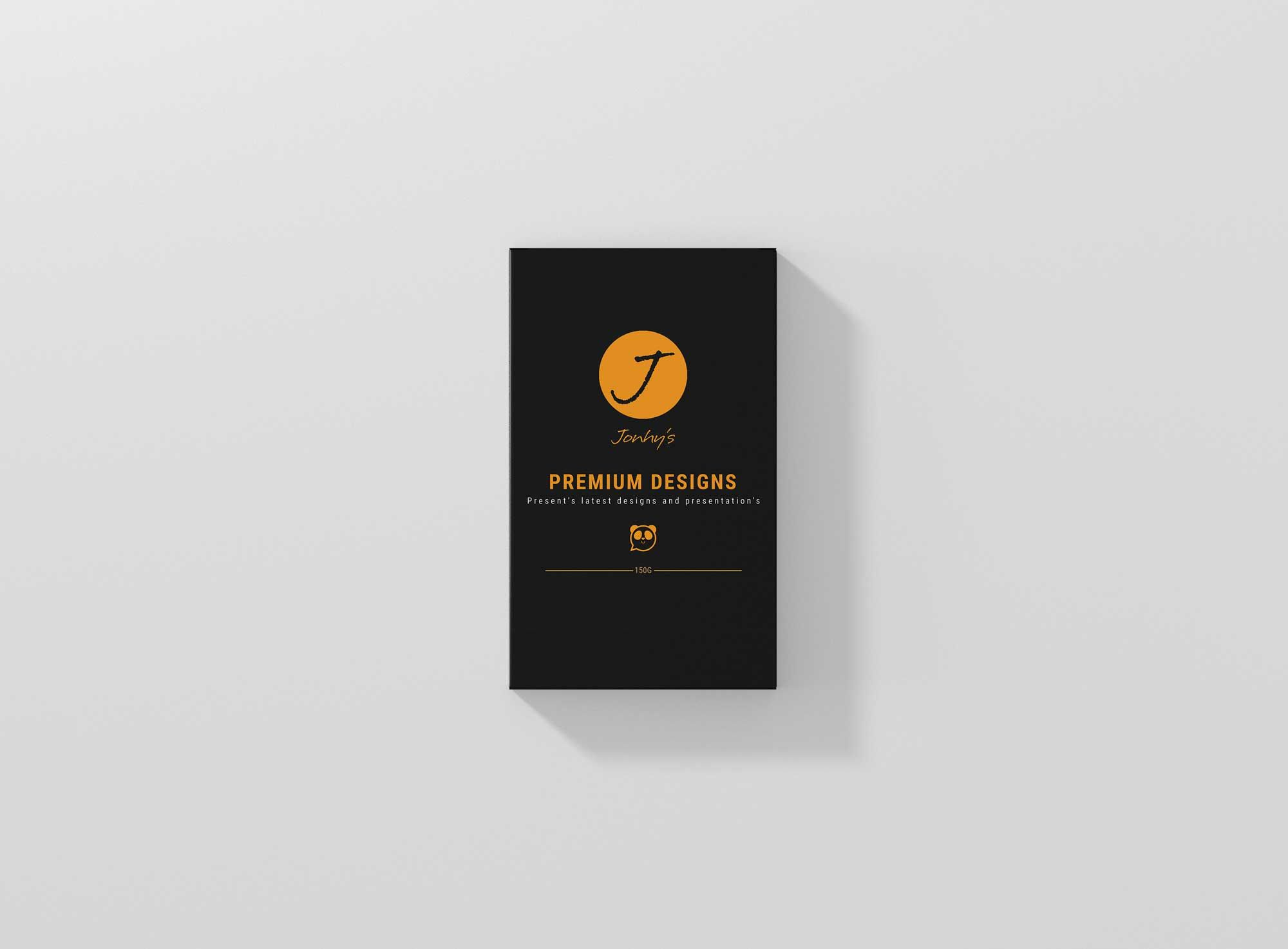 Download In Order To Help You Present A Logo Design Mockup To Your Client In A Super Polished Way We Ve Gathered The Premium Logo Design Mockup Box Mockup Pencil Boxes