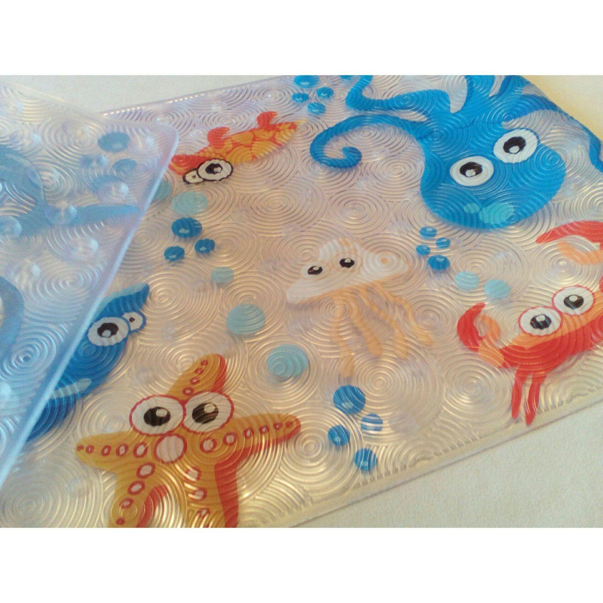 Warrah Rutschfeste Badewannenmatte Fur Kinder Badewannenmatte Wanne Kinder