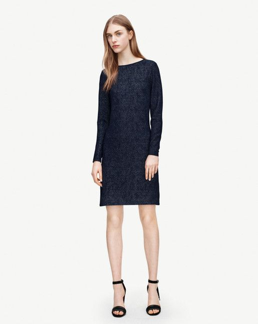 0b643827feab Glitter Jersey Dress - Dresses - Woman - Filippa K