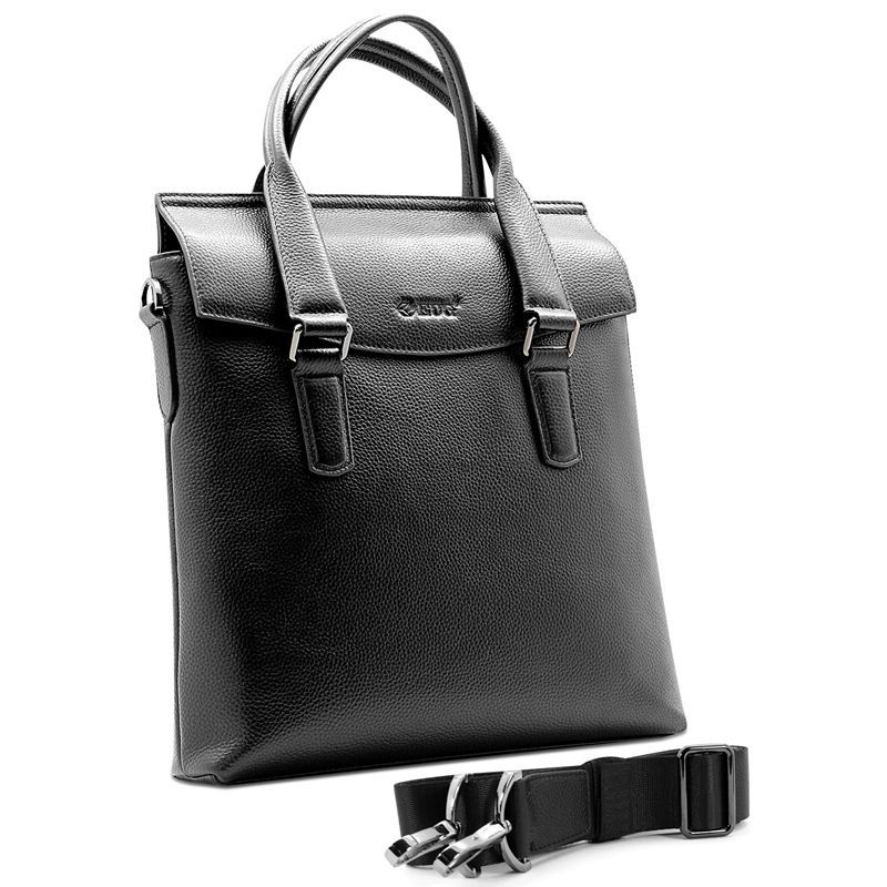 7726dfb816fa Men s Genuine Leather Briefcase Business Handbag Shoulder Messenger Bags  College (eBay Link)