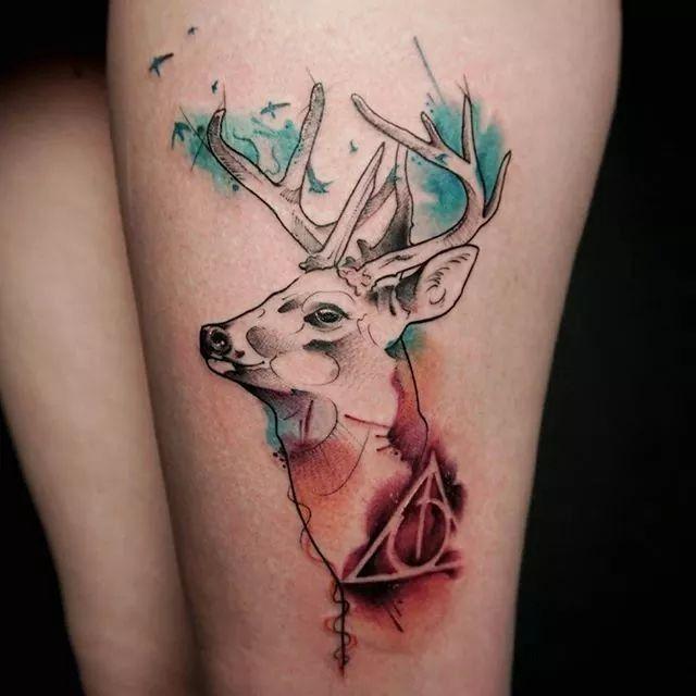 Pin af Josephine Hammerich på Cool tattoos (med billeder)
